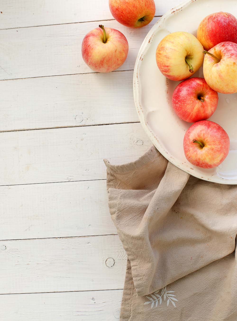 Apples for Baby-Led Weaning